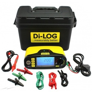 Di-LOG 18th Edition Advanced Multi-function Tester