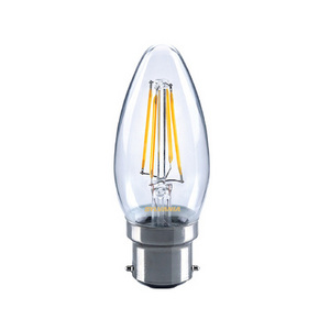 2.5 Watt B22 Filament LED Candle (25w)