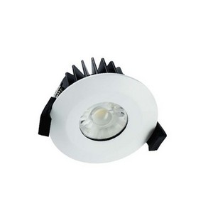 Stockists of 10W 3000K Fire-rated IP65 Dimmable Downlight