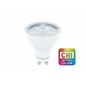 7 Watt Warm White 2700k GU10 Real Colour >CRI 95 (50w)