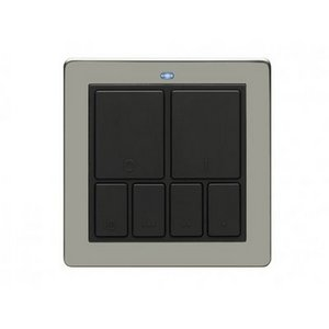 Mood Lighting Controller - Stainless Steel