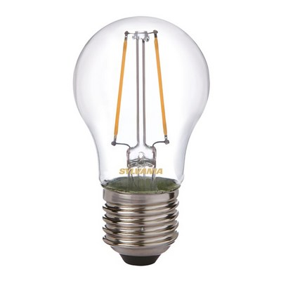 4.5 Watt E27 (Edison Screw) Filament Golf Bulb (40w)